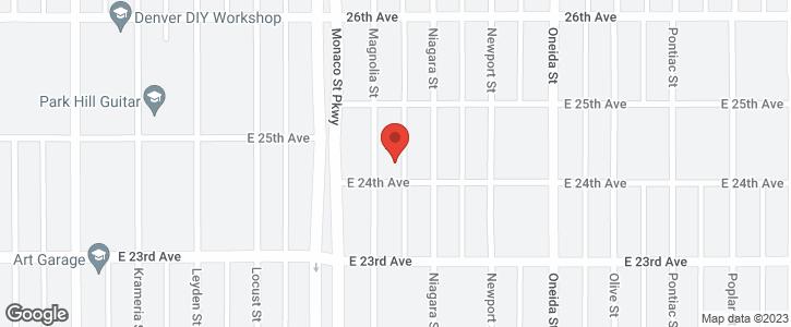 2410 Magnolia Street Denver CO 80207