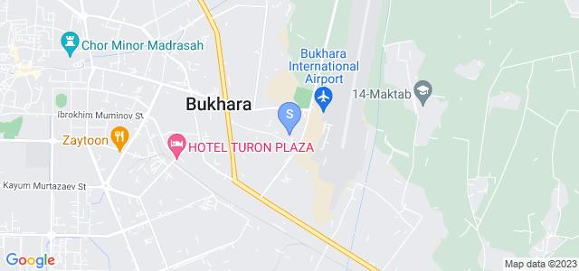 Расположение гостиницы Нозисайех на карте