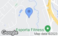 Map of Washington Township, NJ