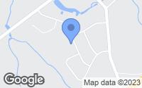 Map of Mickleton, NJ