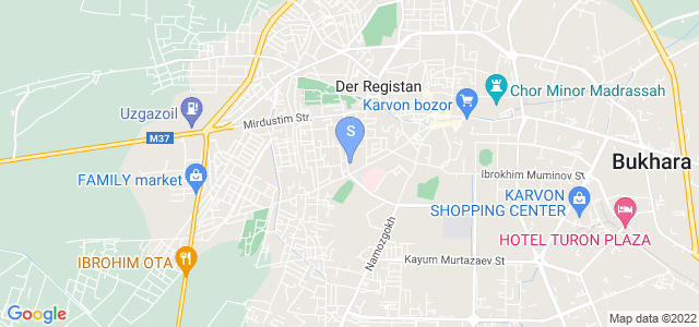 Location of Nurefshan on map