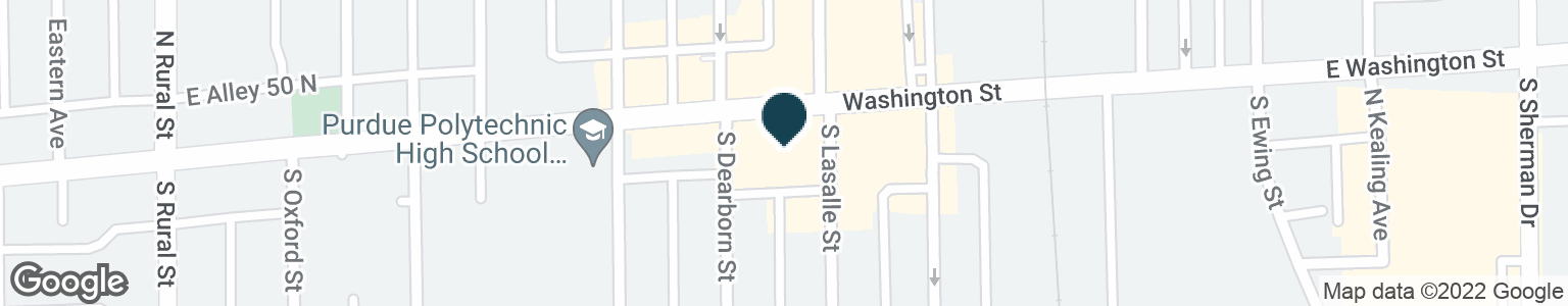 Google Map of3205 E WASHINGTON ST