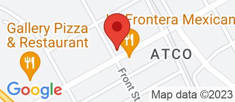 Branch Location Map - BB&T, Atco Avenue Office Branch, 2155 Atco Ave, Atco NJ