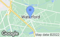 Map of Atco, NJ