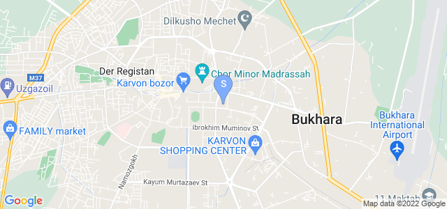 Location of Grand Emir Residence on map