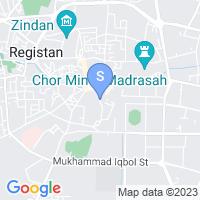 Location of Arabon on map