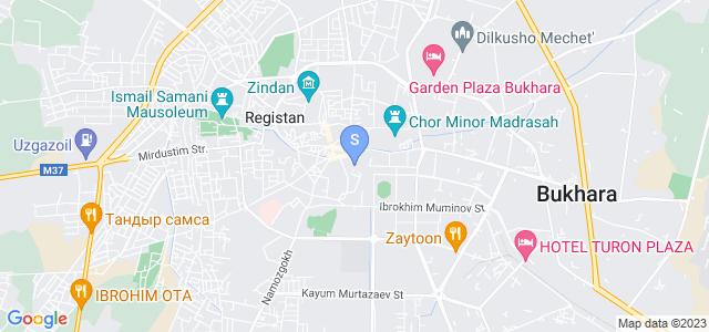 Location of Umarxon on map