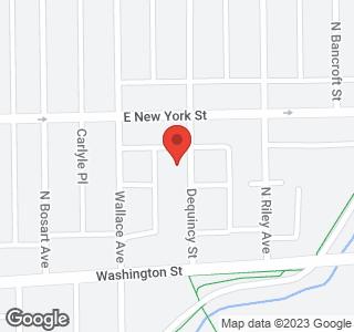 112 North Dequincy Street