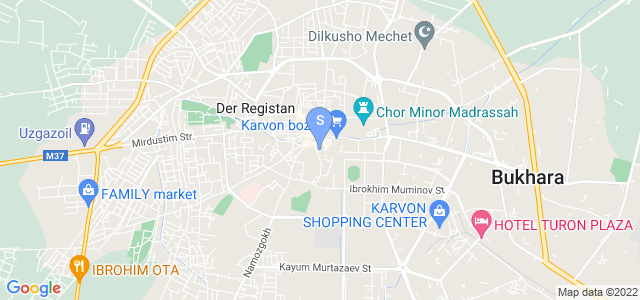 Location of Muxlisabegim on map