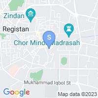 Location of Otkirbek on map
