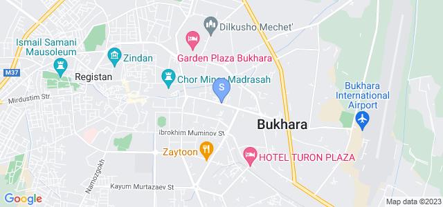 Location of Miraziz Ambari on map