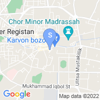 Location of Lyabi House on map