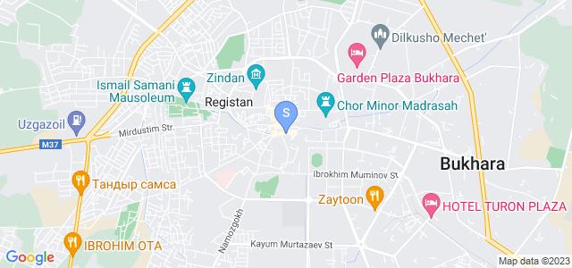 Location of Sarrafon on map
