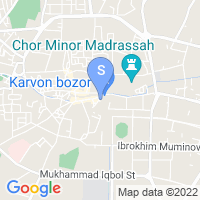 Location of Dargoh on map