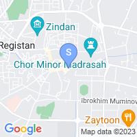 Location of Nazira-Azizbek on map