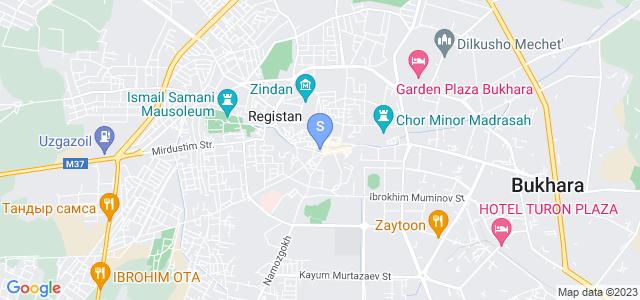 Location of Xoja Kalon Sad on map