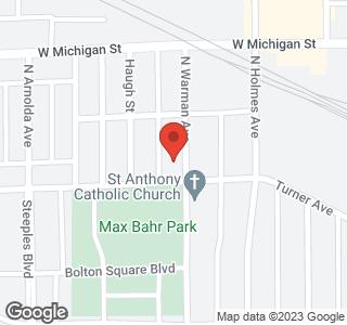 412 North Warman Avenue