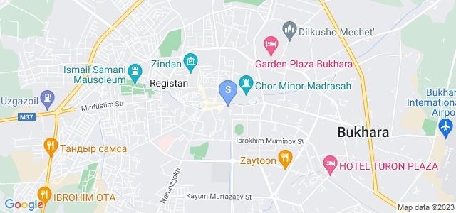 Location of Anis-Pari on map