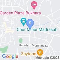 Расположение гостиницы Рангрез на карте