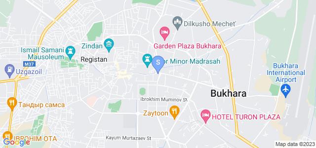 Location of Rangrez on map