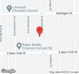 338 North Bosart Avenue