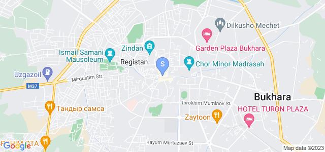 Location of Guzal&Guli on map