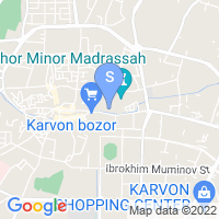 Location of Chor Minor on map