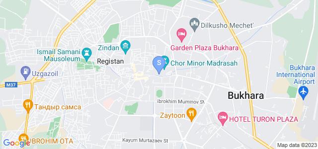 Location of Chor Minor on map