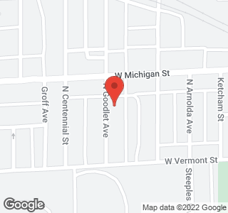 459 North Goodlet Avenue