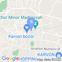 Location of Modarihon on map