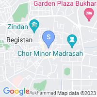Location of Yasmin on map