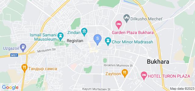 Location of Ali Nur on map