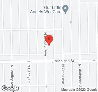 523 North Chester Avenue