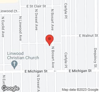 622 North BOSART Avenue