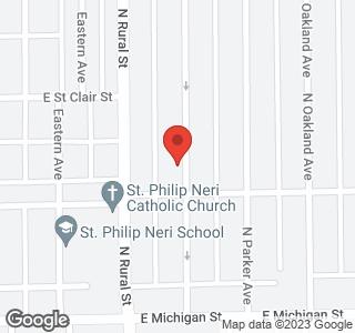 614 North Oxford Street