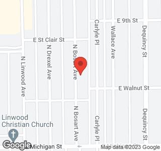 731 North Bosart Avenue