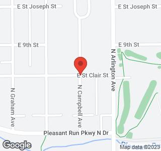 5901 East St Clair Street