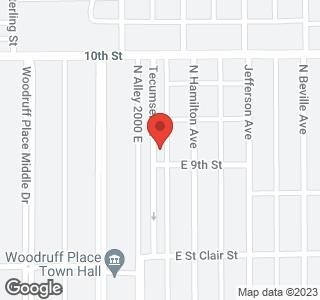 909 Tecumseh Street