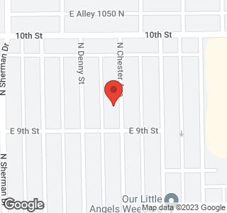 606-608 North Chester Avenue