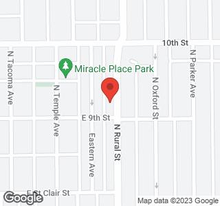 912 North RURAL Street