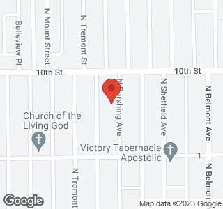 950 North Pershing Avenue