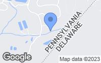 Map of Landenberg, PA