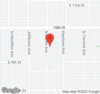 925 North Beville Avenue