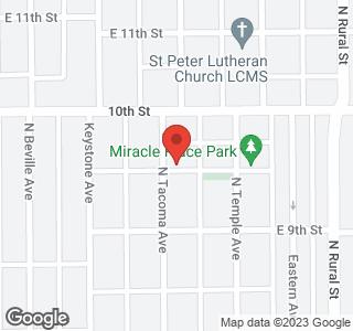 931 North Tacoma Avenue