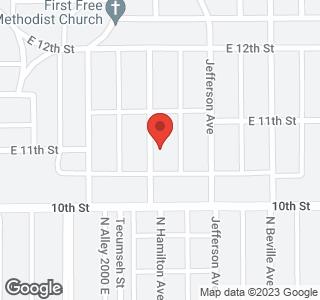 1029 North Hamilton Avenue