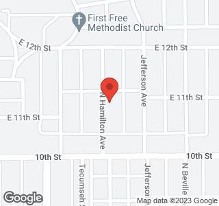 1043 North Hamilton Avenue