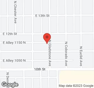 1114 North GLADSTONE Avenue