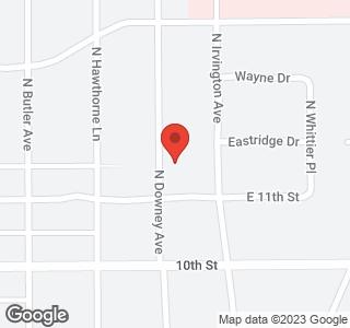 1113 North DOWNEY Avenue