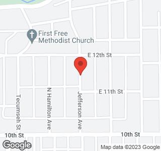 1105 JEFFERSON Avenue