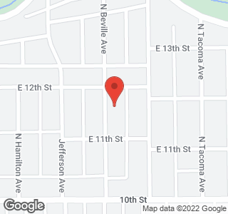 1129 North BEVILLE Avenue